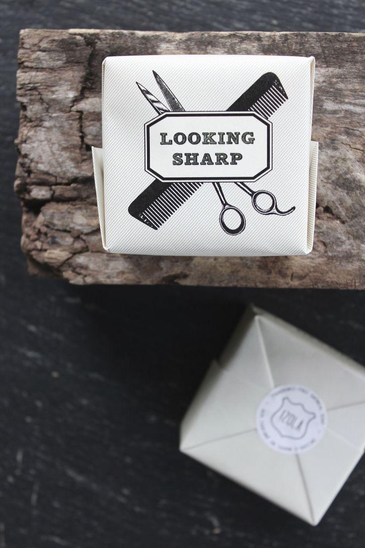 Looking Sharp Organic Soap Bar
