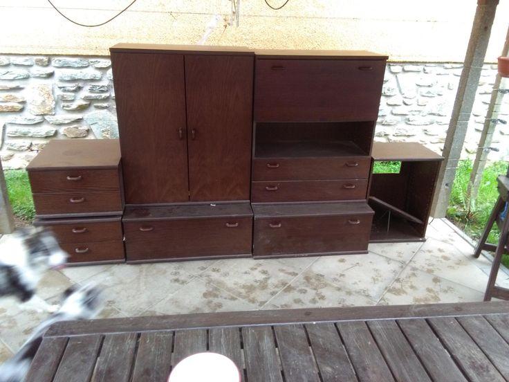 szekrénysor szekrény nappalibútor Zsira
