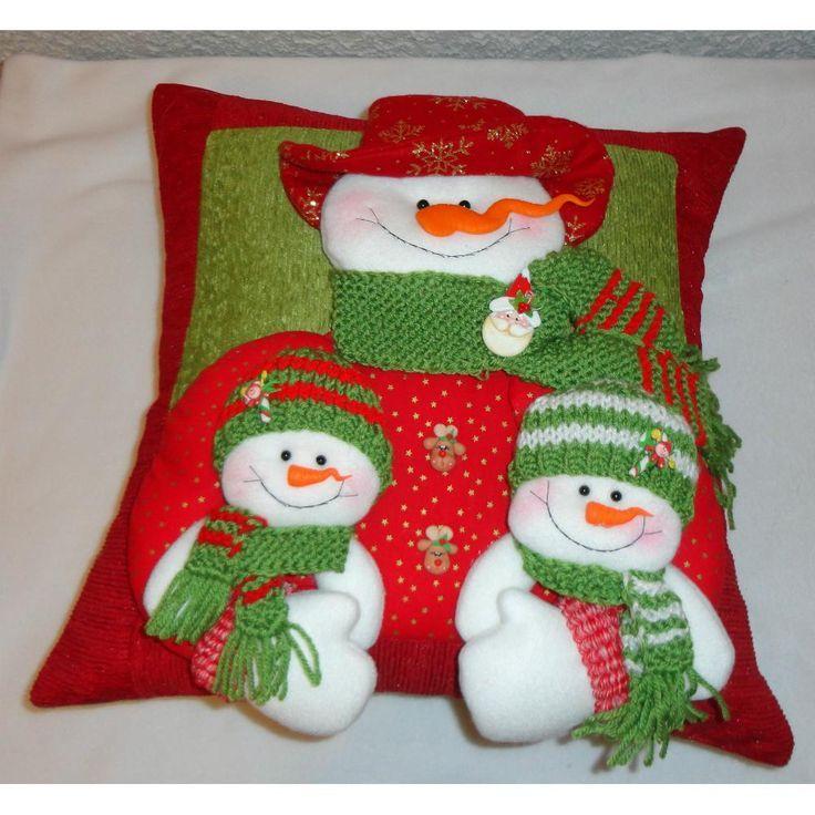 Resultados de la búsqueda de imágenes: muñecos de navidad de fieltro - Yahoo Search