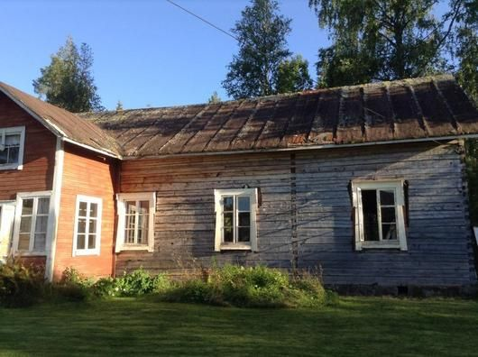 Project removable finnish loghouse