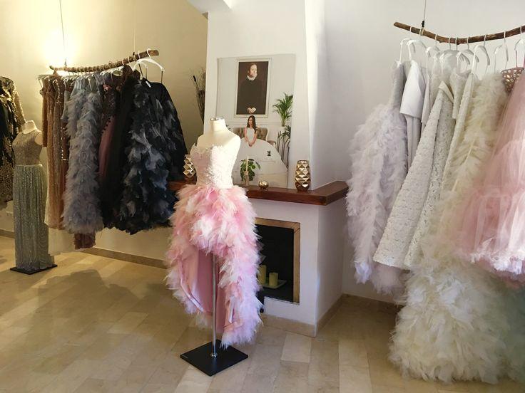 El Beso del Estilo, Port d' Andratx, Mallorca, Fashion Showroom, dress, RABOCSI