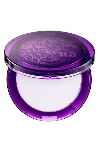 Urban Decay De-Slick Mattifying Powder at Nordstrom.com 32.00 Blot oil and stop shine without messing up your makeup with Urban Decay De-Slick Mattifying Powder, a shine-stopping pressed powder that blots oil and keeps shine at bay. It contains super-lightweight oil-absorbing rice powder so you won't feel it on your skin. Despite its pale lavender color, it goes on invisibly and works on every skin tone, from dark chocolate to the palest porcelain. It's also infused with tea tree oil to…
