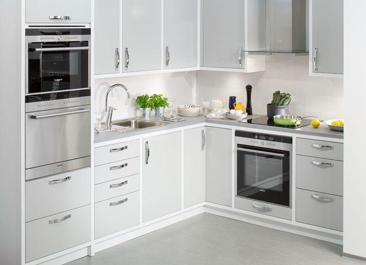 Petra-keittiöt, Raami. Kehystää keittiön kauniisti.  | #keittiö #kitchen
