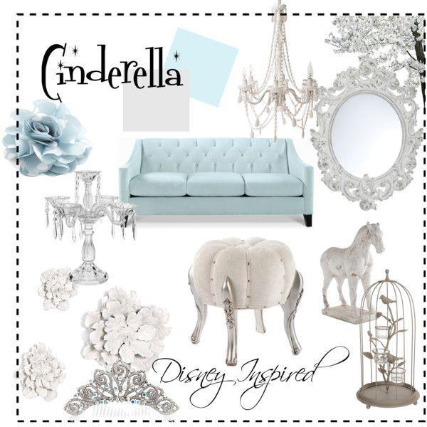 女性なら1度は憧れる、お姫様のようなお部屋・・・♡ディズニープリンセス風のかわいいお部屋やインテリア、雑貨などをご紹介します。第一弾はシンデレラです☺♡ぜひお部屋作りの参考にしてみて下さい(*´`)