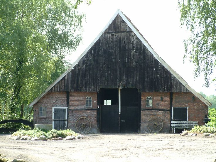 twente old barn