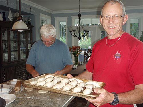 Moose Piroshkies –Russian Piroshkies are as diverse as the people who cook them.