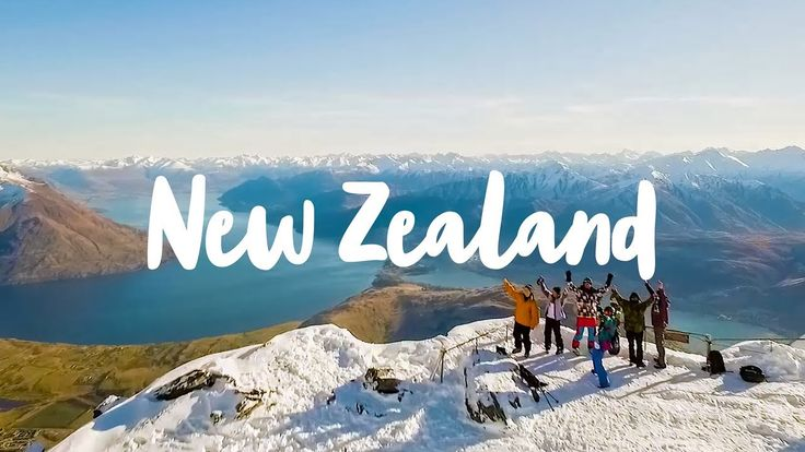 SKIING NEW ZEALAND's South Island