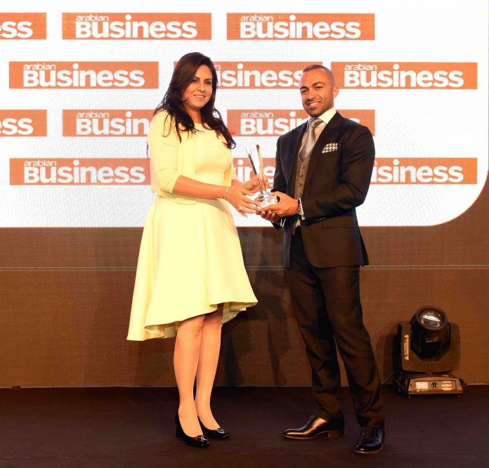Batelco Bahrain CEO Named Businesswoman of the Year at Arabian Business Awards. **Prestigious Awards Recognise the Outstanding Efforts of Eng. Al Hashemi**