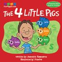 "5 Tips for discussion of ""The 4 Little Pigs"" (a financial values book for children)"