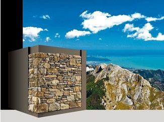 17 mejores ideas sobre revestimiento de piedra en - Revestimiento piedra artificial ...