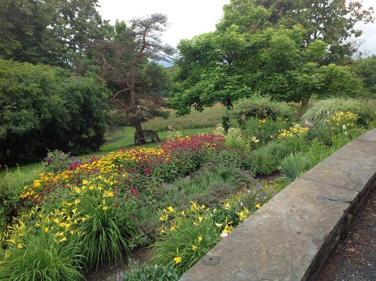 Garden at Olana