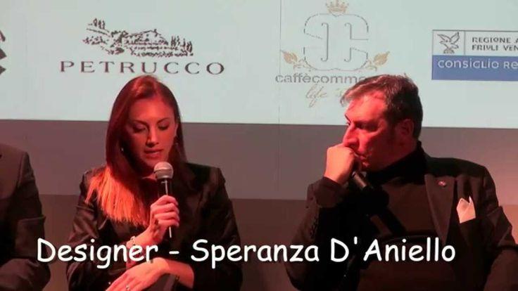 Speranza D'Aniello - IL DESIGN FA RUMORE 2014