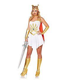 Adult She Ra Costume - She Ra