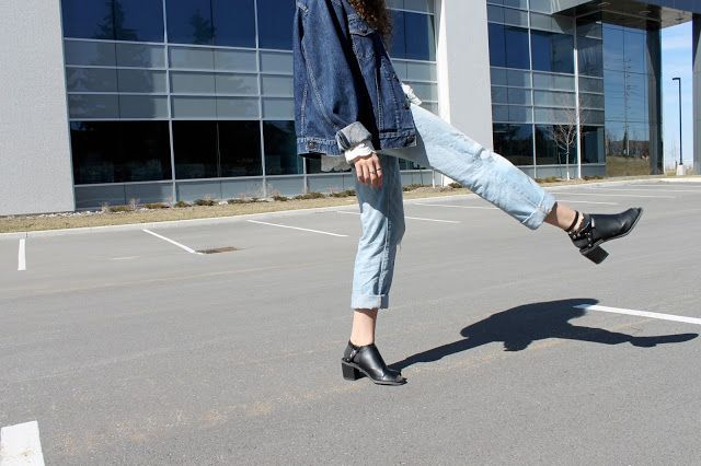 SELFTIMERS : Denim Meets Industrial