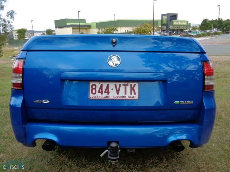 2009 Holden Ute SV6 VE Auto MY10 - carsales.com.au