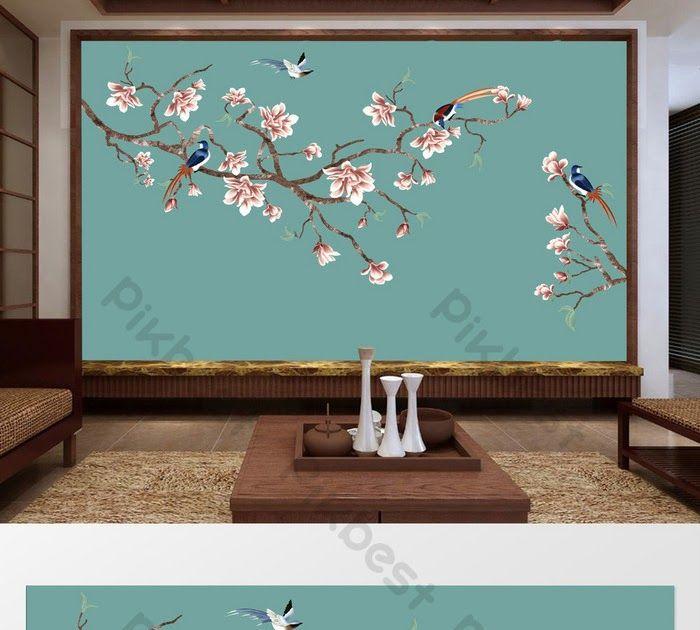 Paling Keren 24 Gambar Lukisan Bunga Di Dinding Cina Lukisan Bunga Dan Burung Lilin Ranting Dinding Latar Promo Lukis Di 2020 Dekor Ide Dekorasi Rumah Lukisan Bunga