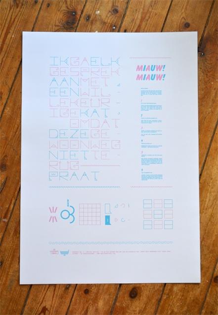 Carlien Peijsel, graphic designer from Holland!