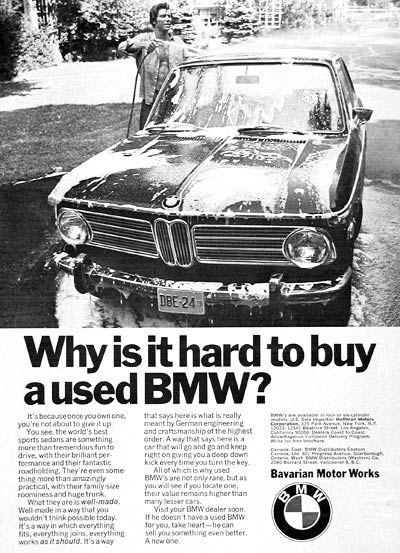 37 best images about bmw vintage advertising on pinterest cars sedans and bmw sport. Black Bedroom Furniture Sets. Home Design Ideas