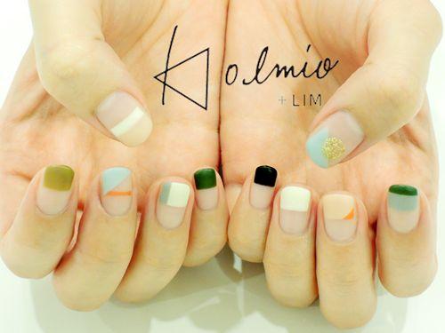 nail snap | 古場聡子