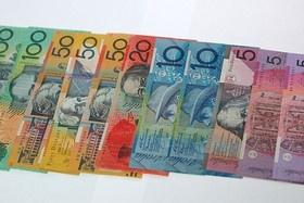 Australian dollar jumps after strong jobs data