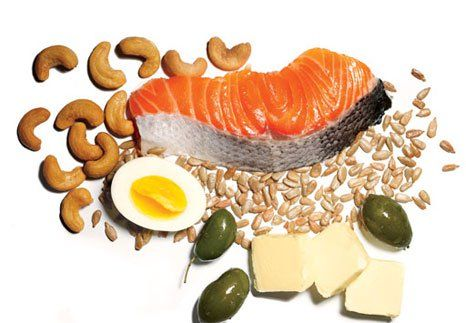 Foods That Are Good Fats