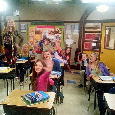 Girl Meets World. I love this show! Grew up on bmw I know I will love gmw!