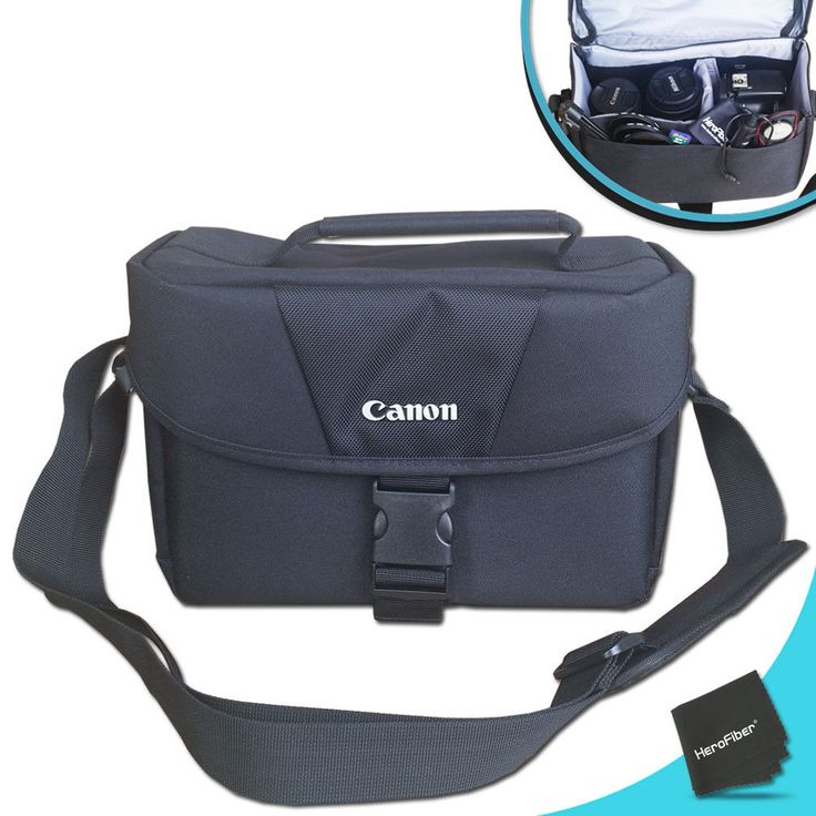 Xtech  Well Padded Camera CASE / BAG for Canon EOS 1100D