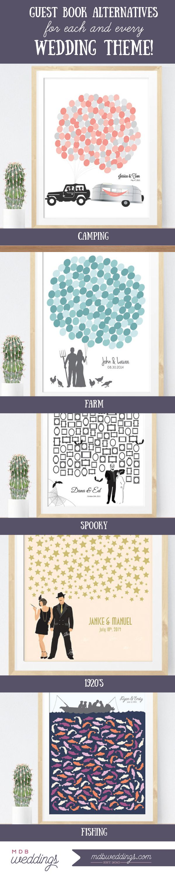 71 best Guest Book Inspiration images on Pinterest | Guest books ...