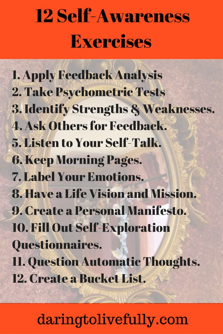 best self awareness ideas social awareness  12 self awareness exercises know thyself