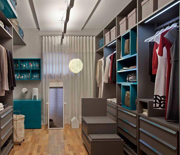 As 25 melhores ideias de como montar um closet no - Armarios para montar ...