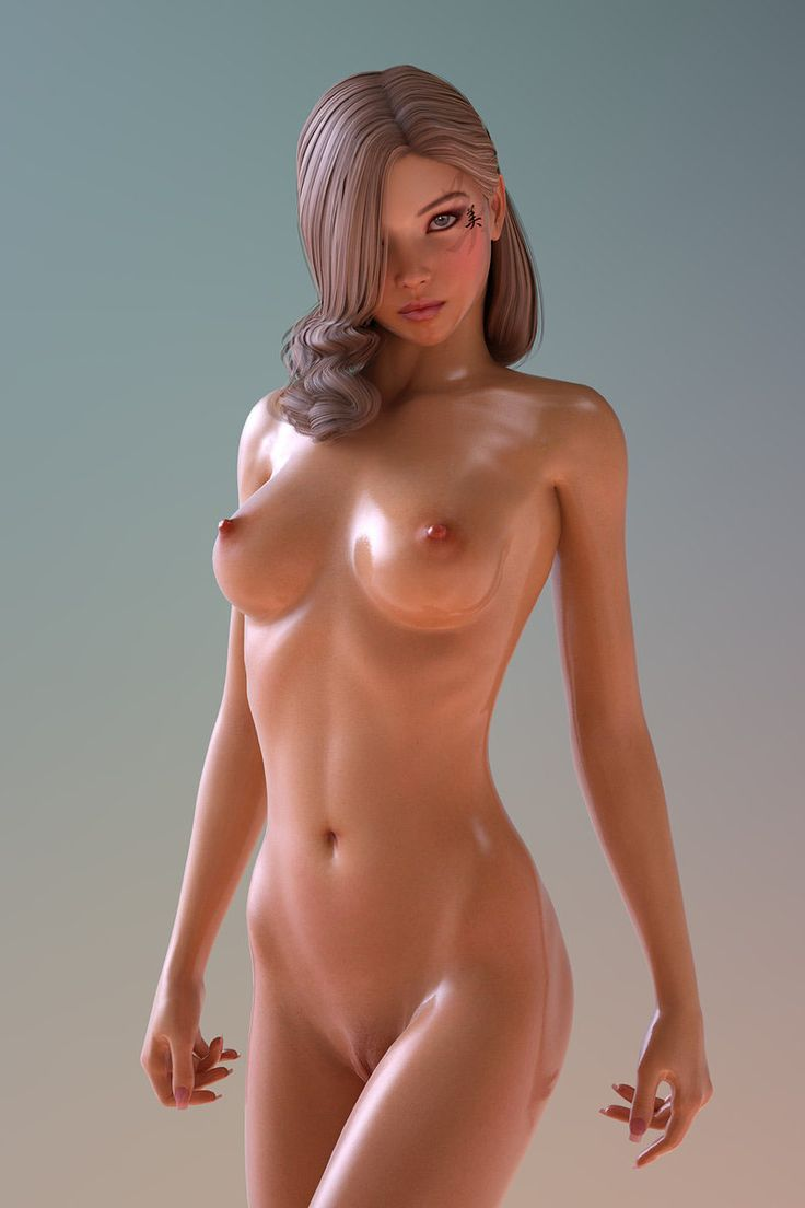 Love 3d erotic model !!! Guess