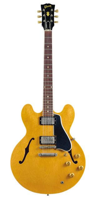Gibson Guitar ES-335 TDN, 1960  www.vintageandrare.com