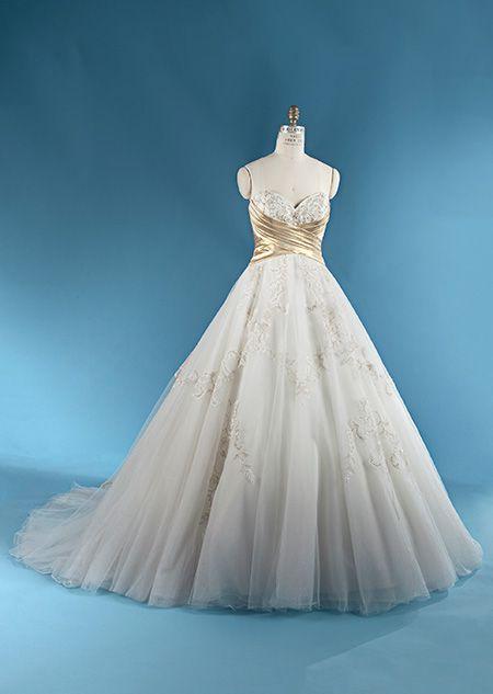 25 Best Ideas About Disney Wedding Gowns On Pinterest