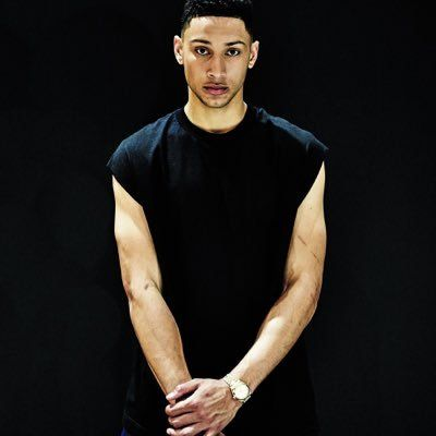 Ben Simmons #1 draft pick 2016.{Remember that}don't get discouraged...you will heal & bounce back better than EVER!