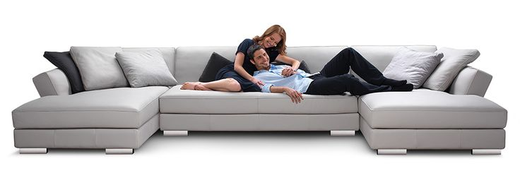 The Carousel Classic Deluxe is a modular sofa with electrically operated adjustable arms and back. See more information here.