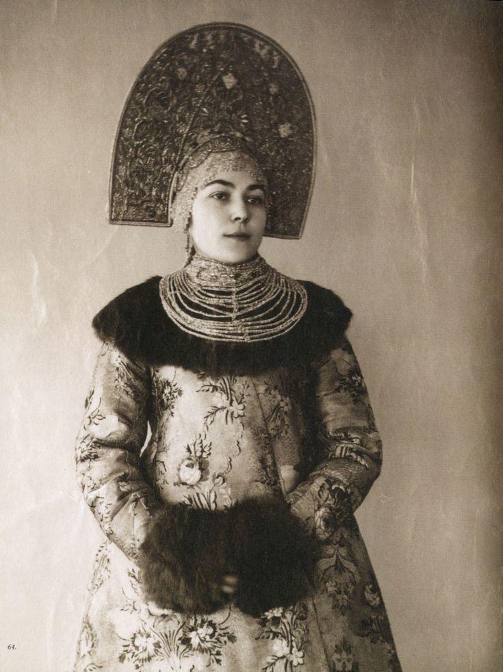 Фотографии коллекции Шабельских из собрания Российского Этнографического Музея.
