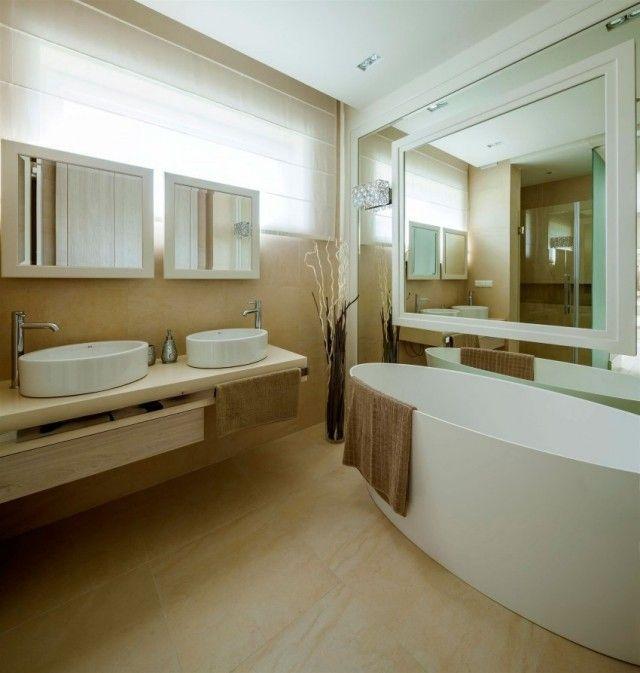 27 besten Salles de bain Bilder auf Pinterest | Badezimmer, Bäder ...
