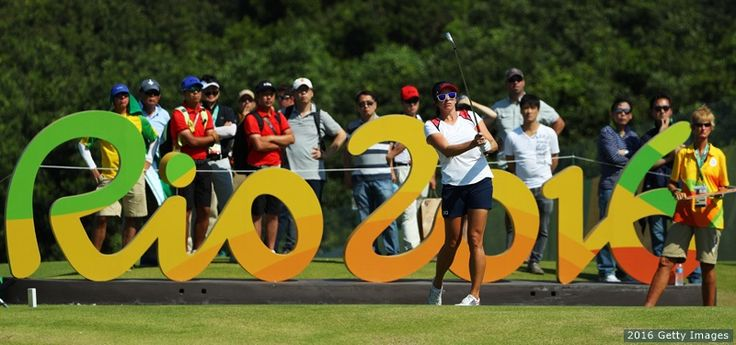 The Best Photos From Rio 2016: Aug. 17 Edition Gerina Piller, Golf