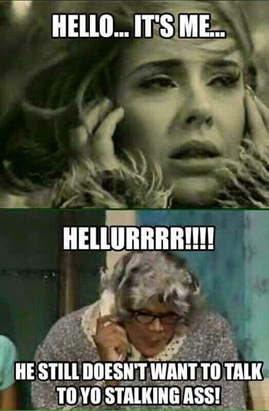 Funny Meme Hello : Best madea images on pinterest humor