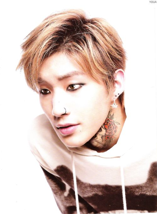 17 Best images about Kpop tattoo on Pinterest | Himchan, Kris wu and ...