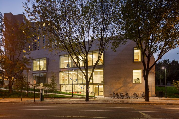 University of Pennsylvania, Perry World House Philadelphia, FIRM: 1100 Architect