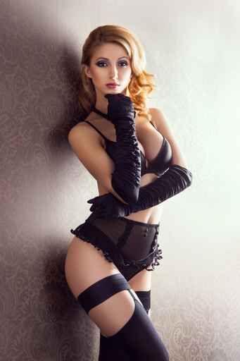 sexy Dessous Mode