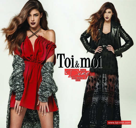 Toi&moi campaign feat Demy
