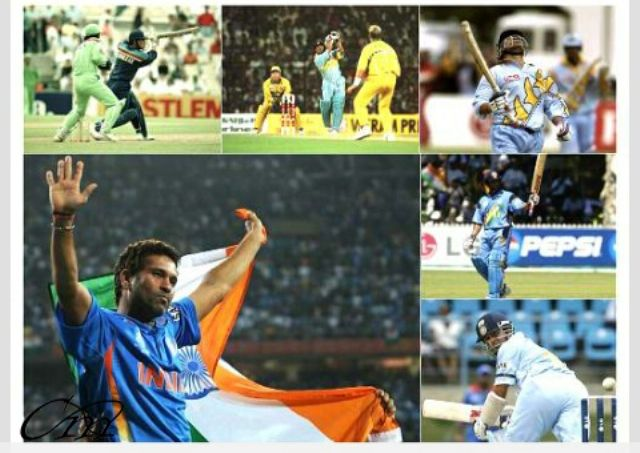 <3 We will MISS you 10dulkar . :) Little Master's ICC WORLD CUP Timeline .