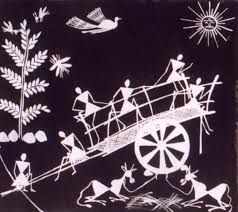 Image result for simple warli painting for kids