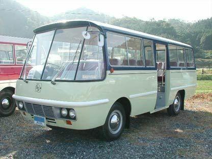 Mazda Light Bus Type C レトロバス マツダ ワゴン車