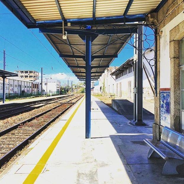 Stazione deserta