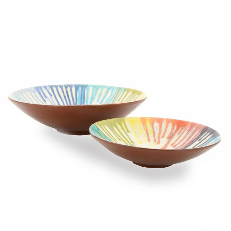 Heal's Iris Fruit Bowl