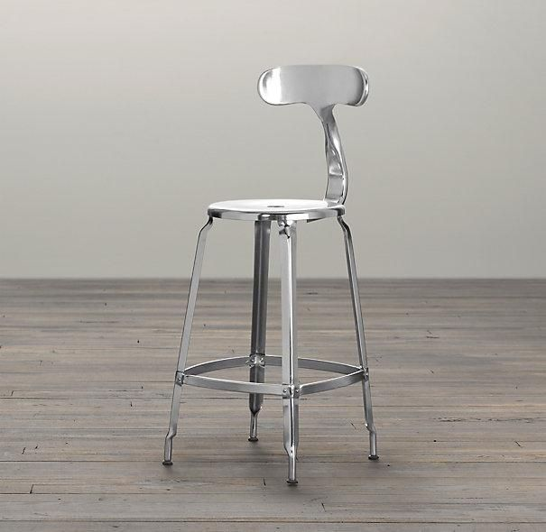 Restoration Hardware Bar Stools With Regard To Property With