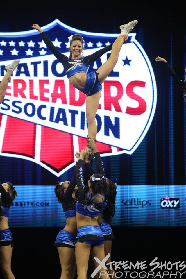 Cheerleading worlds a dream for